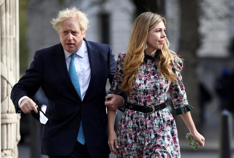 UK PM Johnson marries in low-key, surprise ceremony