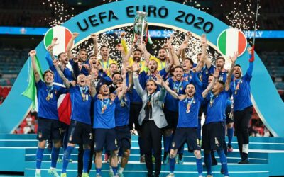 Soccer-Italy crowned European champions after shootout win over England