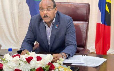 `PM Browne Convenes Meeting of CARICOM Heads' Bureau