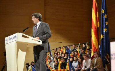 The former president of Catalonia, Carles Puigdemont, has been arrested in Italy. The leader of the Catalan independence movement is in prison in Sassari (Sardinia). Judges will decide whether or not to extradite him
