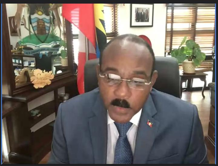 Statement by the Hon. Gaston Browne at Special Session of the Permanent Council of the OAS